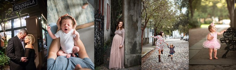 Family Photographer In Charleston